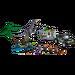 LEGO Baryonyx Face-Off: The Treasure Hunt Set 75935