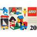LEGO Basic Building Set, 3+ Set 20