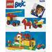 LEGO Basic Building Set, 5+ Set 1639