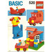 LEGO Basic Building Set, 5+ Set 520-1