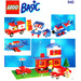 LEGO Basic Building Set, 5+ Set 545-1