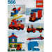 LEGO Basic Building Set, 5+ Set 566