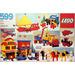 LEGO Basic Building Set, 5+ Set 599