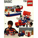 LEGO Basic Building Set, 7+ Set 720-1