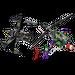 LEGO Batwing Battle Over Gotham City Set 6863