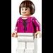 LEGO Betty Brant Minifigure