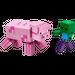 LEGO BigFig Pig with Baby Zombie Set 21157