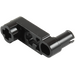 LEGO Black Beam 3 x 0.5 with Knob and Pin (33299 / 61408)