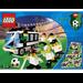 LEGO Black Bus with Ball (Mannschaftsbus   Ball) Set 4184912