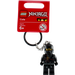 LEGO Black Cole Key Chain (853099)