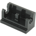 LEGO Black Hinge 1 x 2 Base (3937)