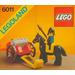 LEGO Black Knight's Treasure Set 6011
