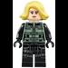 LEGO Black Widow Minifigure