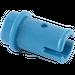 LEGO Blue Half Pin with Stud (4274)
