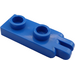 LEGO Blue Hinge Plate 1 x 2 with 2 Fingers Hollow Studs (4276)
