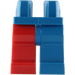 LEGO Blue Hips with Blue Left Leg and Red Right Leg (73200)