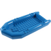 LEGO Blue Large Dinghy 22 x 10 x 3 (62812)