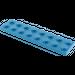 LEGO Blue Plate 2 x 8 (3034)