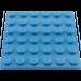 LEGO Blue Plate 6 x 6 (3958)