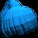 LEGO Blue Ponytail Hair