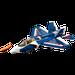 LEGO Blue Power Jet Set 31039