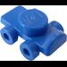 LEGO Blue Roller Skate (18747)