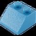 LEGO Blue Slope 2 x 2 (45°) (3039)