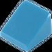 LEGO Blue Slope 31° 1 x 1 (50746 / 54200)