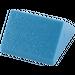 LEGO Blue Slope 45° 2 x 2 Double (3043)