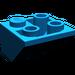LEGO Blue Slope 45° 2 x 2 Inverted (3676)