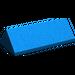 LEGO Blue Slope 45° 2 x 4 Double (3041)