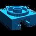 LEGO Blue Turntable Legs (30516)