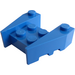LEGO Blue Wedge Brick 3 x 4 with Stud Notches (50373)
