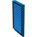 LEGO Blue Window 1 x 2 x 3 Shutter (3856)