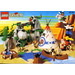 LEGO Boulder Cliff Canyon Set 6748