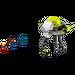LEGO Brainiac Attack Set 76040