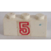 LEGO Brick 1 x 3 with Sticker from Set 6440 (3622)