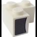 LEGO Brick 2 x 2 Corner with Airvents Left Sticker (2357)