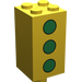 LEGO Brick 2 x 2 x 3 with Green Dots (30145)