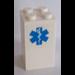 LEGO Brick 2 x 2 x 3 with Sticker from Set 7892 (30145)