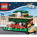 LEGO Bricktober Train Station Set 40142