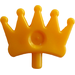 LEGO Bright Light Orange Tiara (93080)