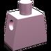 LEGO Bright Pink Minifig Torso (88476)
