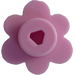 LEGO Bright Pink Small Flower