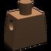 LEGO Brown Minifig Torso