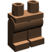 LEGO Brown Minifigure Hips and Legs