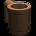 LEGO Brown Mug (3899)