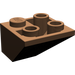 LEGO Brown Slope 2 x 2 (45°) Inverted (3676)