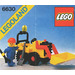 LEGO Bucket Loader Set 6630