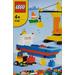 LEGO Build Your Own Harbor Set 6186